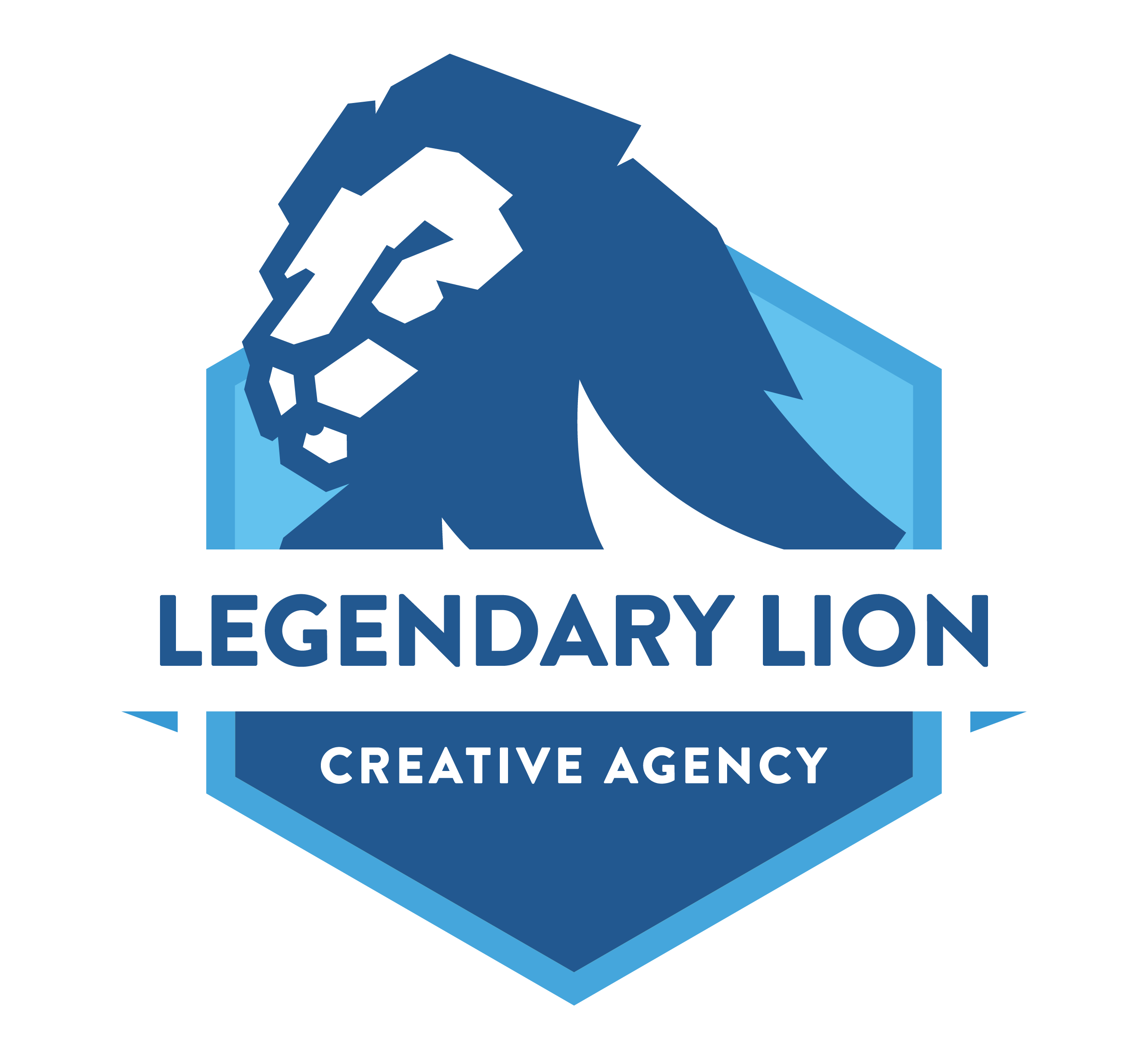 Legendary Lion Web Design